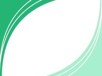 斜め楕円の線フレーム飾り枠イラスト
