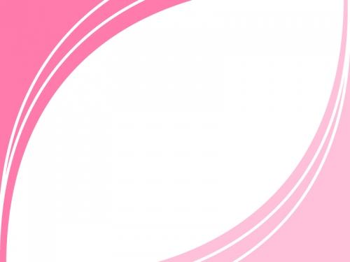 斜め楕円の線フレーム飾り枠イラスト02