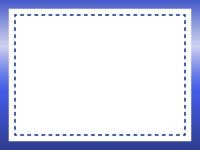 グラデーションと点線のフレーム飾り枠イラスト02