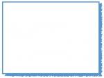 落書き風のフレーム飾り枠イラスト03