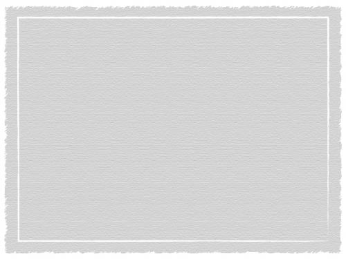 和紙風フレームの飾り枠イラスト02